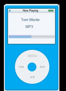 Tom Monte MP3 Lecture